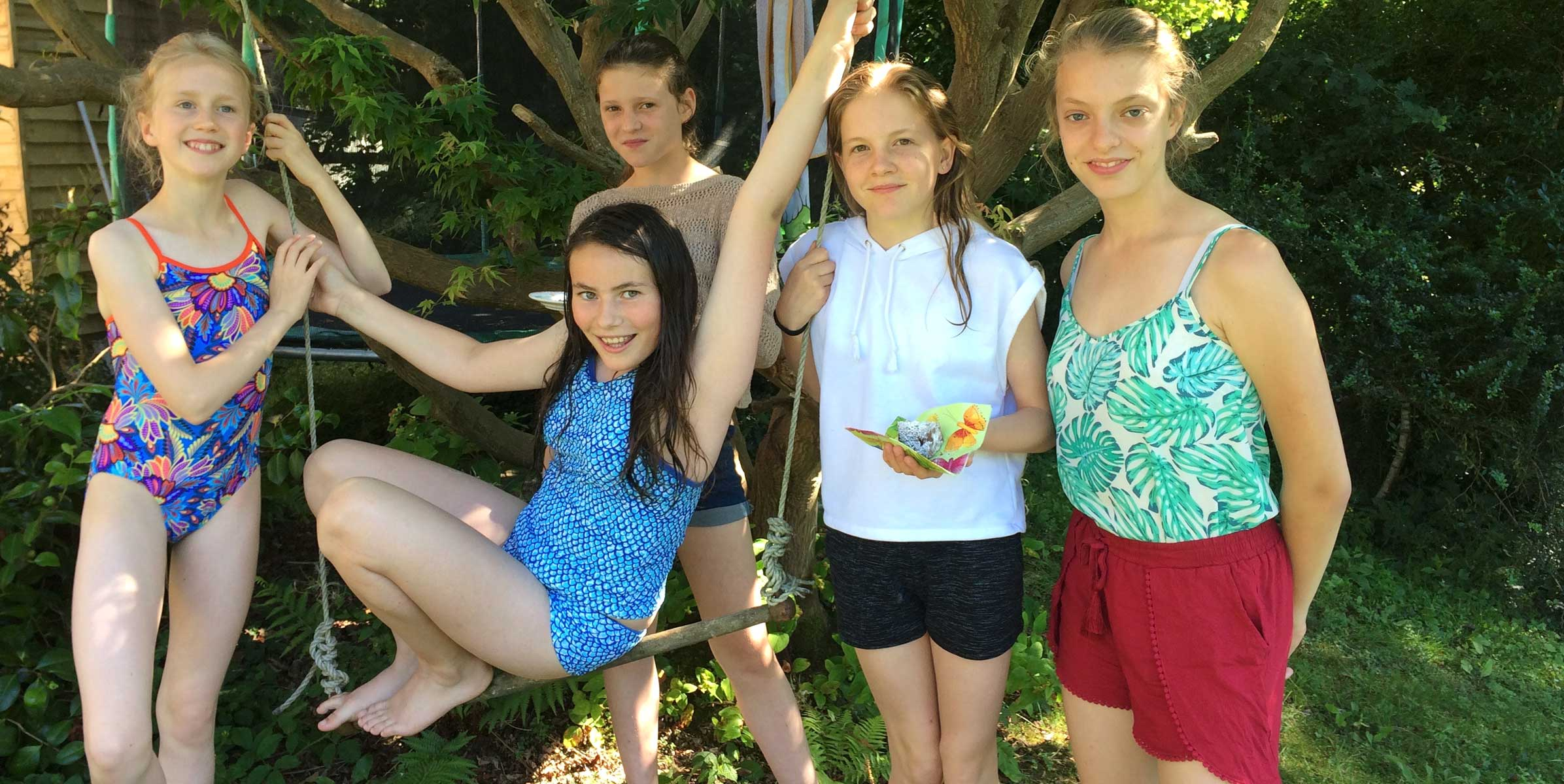 Girls Group - Find a Group - Rites for Girls - rites of